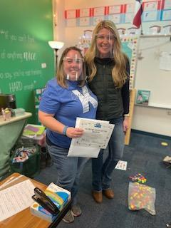 photo of mrs boone and mrs callaway