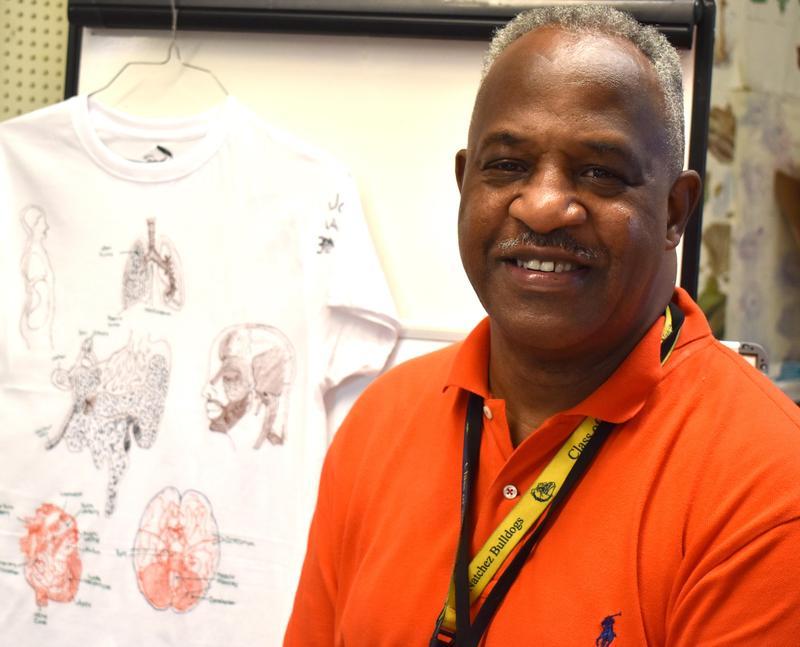 Coach Larry Wesley, Science Natchez High School