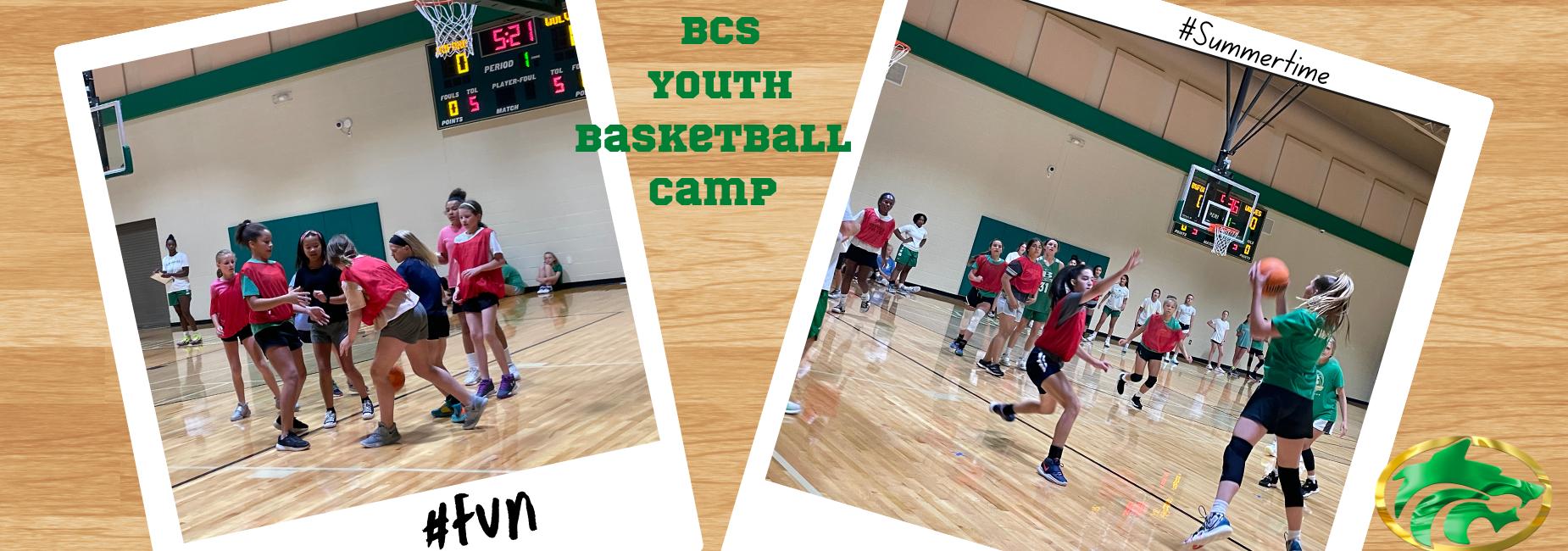 BCS Basketball Camp
