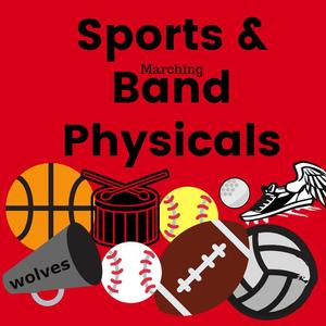 Sports and Band Physicals