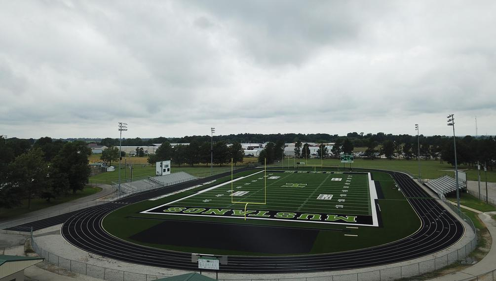 Hoxie Football Field