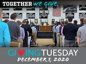 Giving Tuesday at Xavier to benefit financial aid