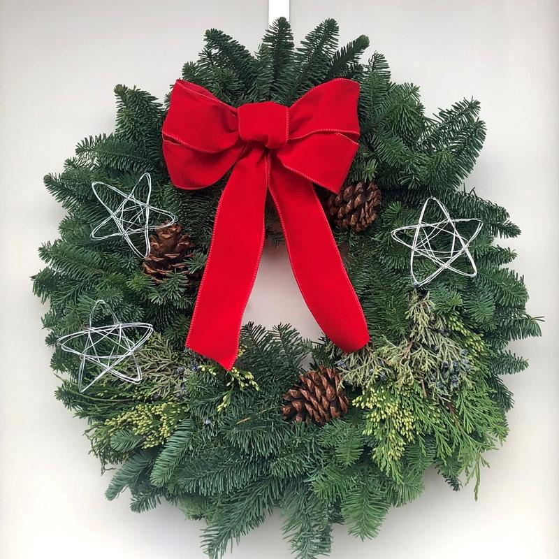 """Light up Your Life with an """"Artful Wreath"""" Thumbnail Image"""