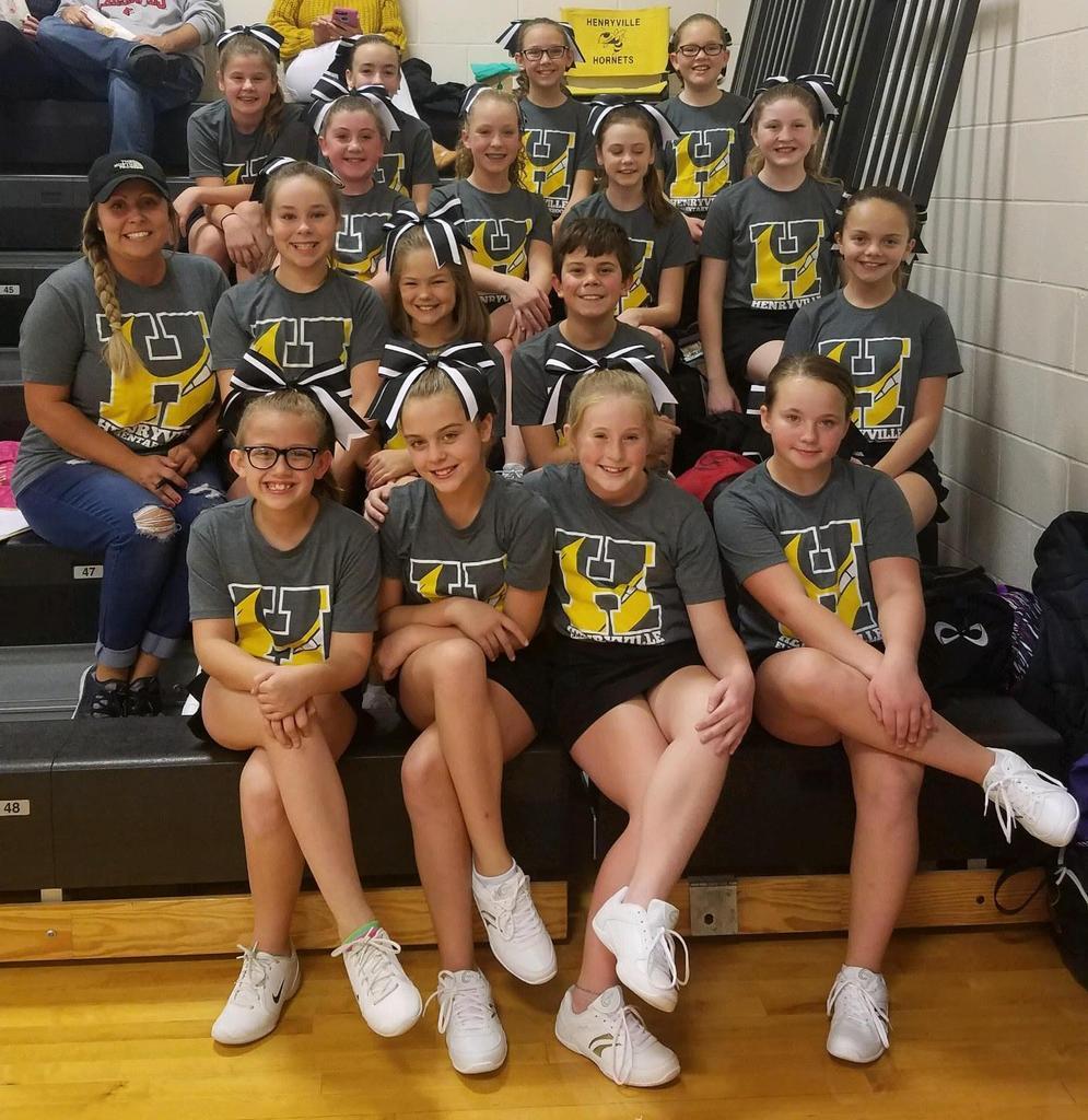 cheer team 2018-19