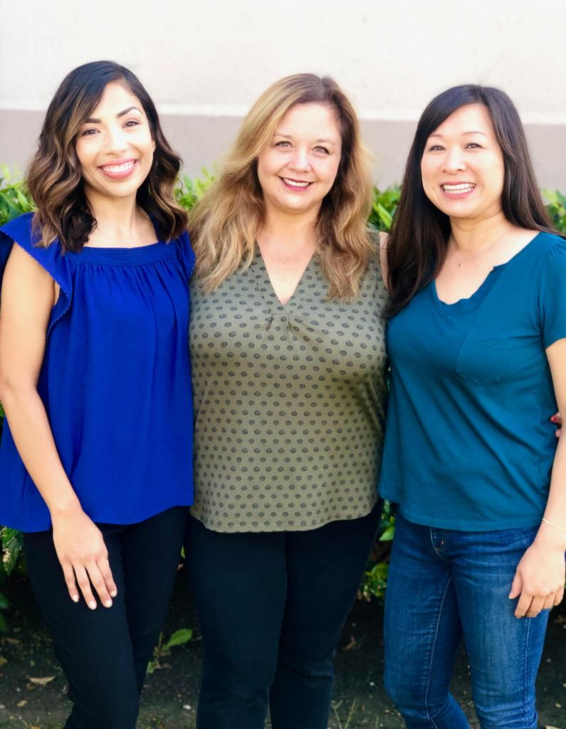 1st Grade Team: Mrs. Hurtado, Mrs. Chaidez & Ms. Vu