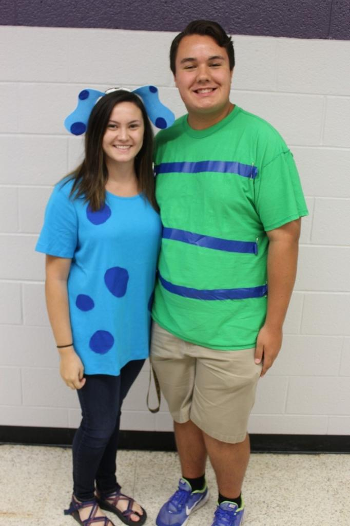 Dynamic Duo Day: Blue's Clues