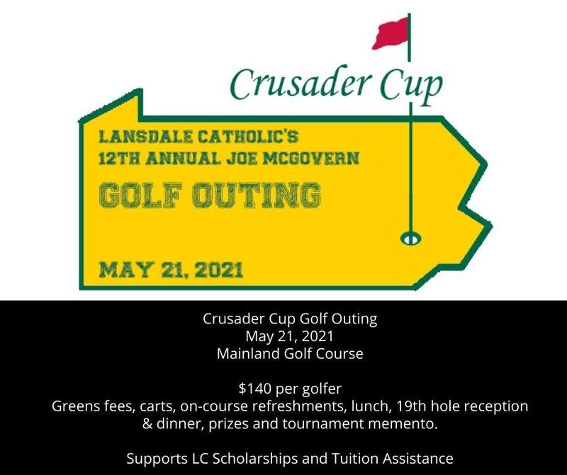 SOLD OUT FOR GOLFERS - 12th Annual Crusader Cup Golf Outing Featured Photo