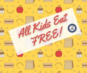 all kids eat free