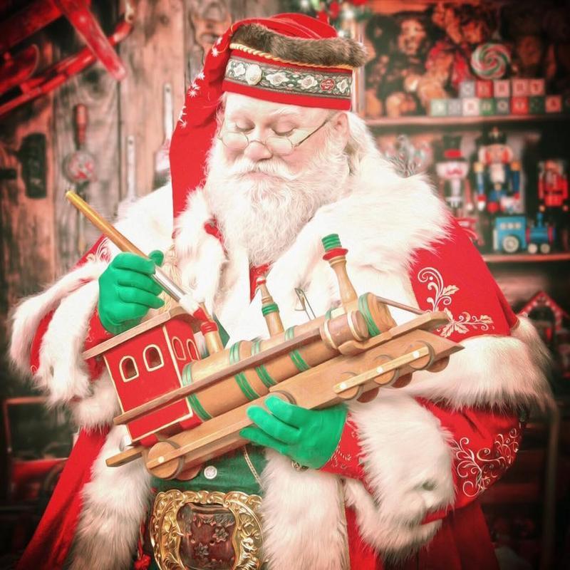 Santa J Claus