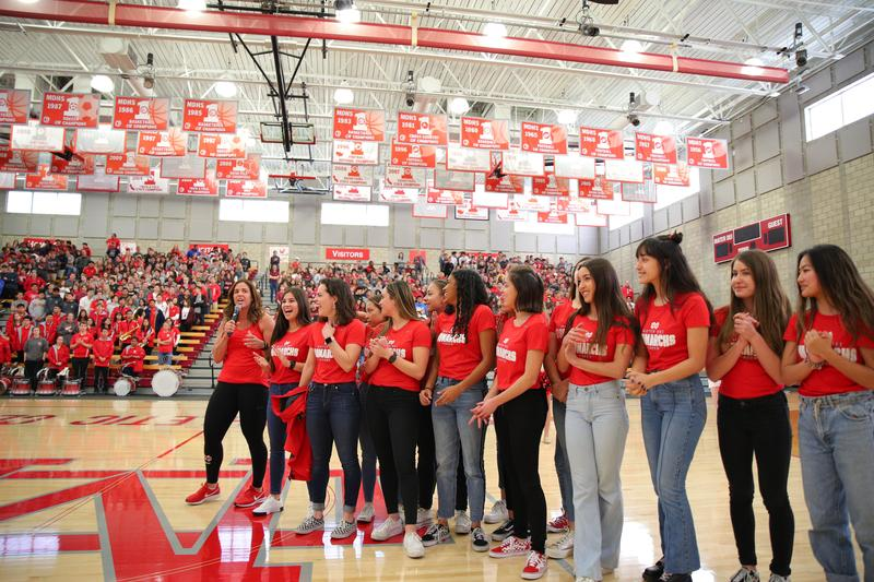 Spring Sports Rally and our Cheer Team! Featured Photo