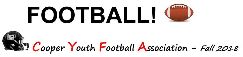 Cooper Youth Football Association Thumbnail Image