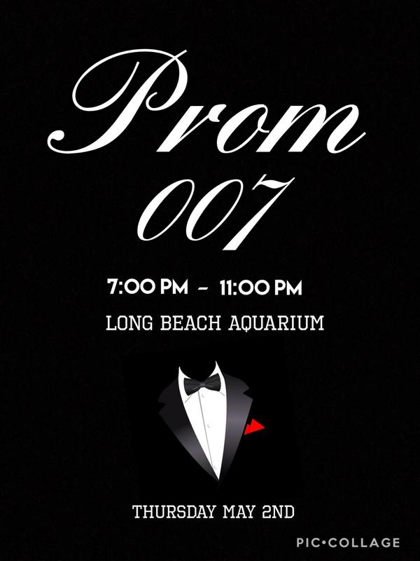 Buy your prom ticket NOW! Featured Photo
