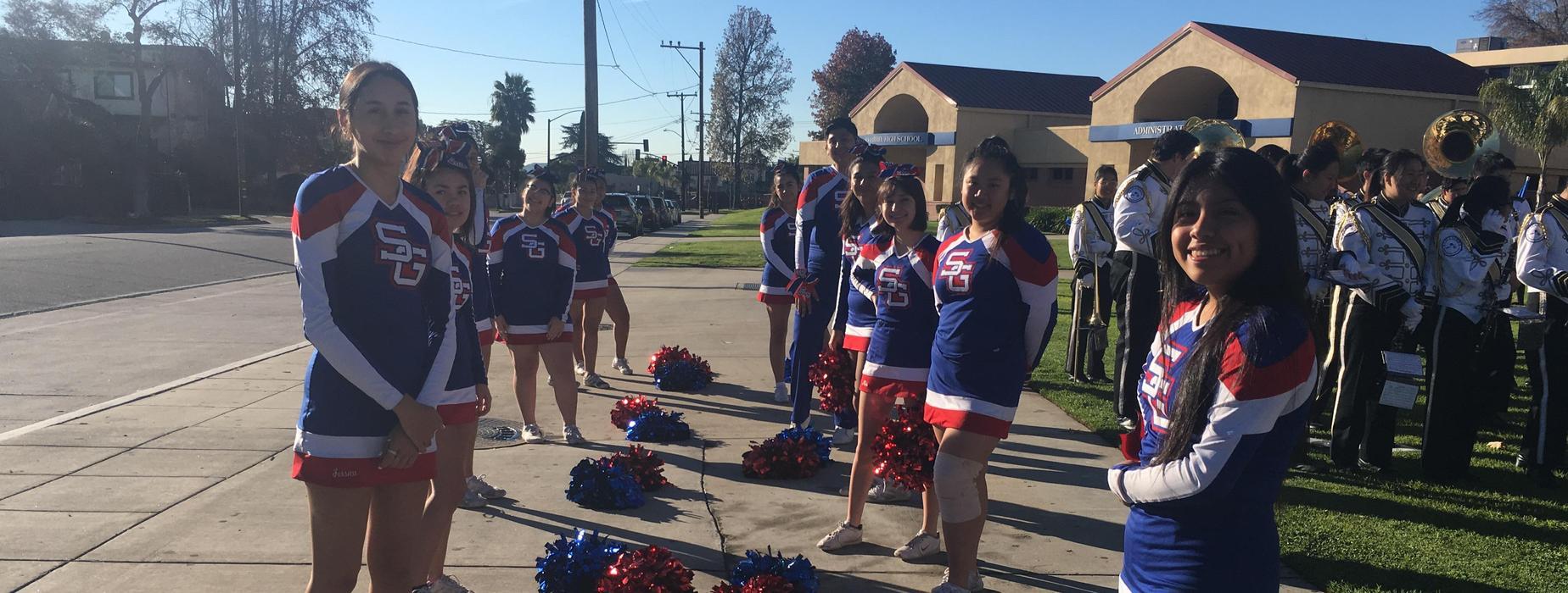 SGHS Matador Cheer Team