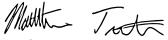 Troutman signature