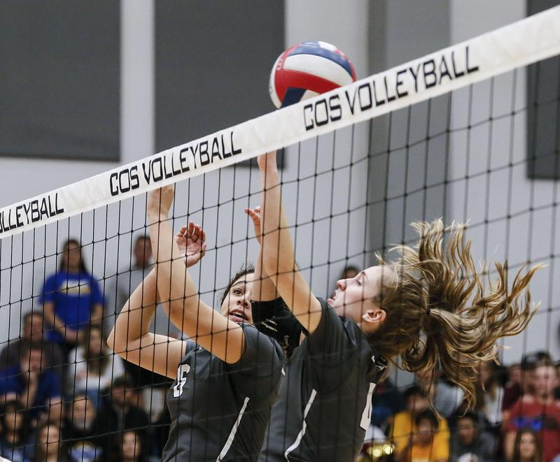 BCHS edges Stockdale for Central Section D2 volleyball championship Thumbnail Image