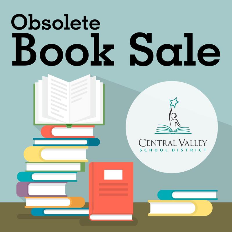 Book sale graphic