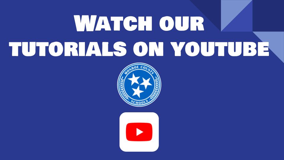 monroe county schools blue logo with stars youtube logo