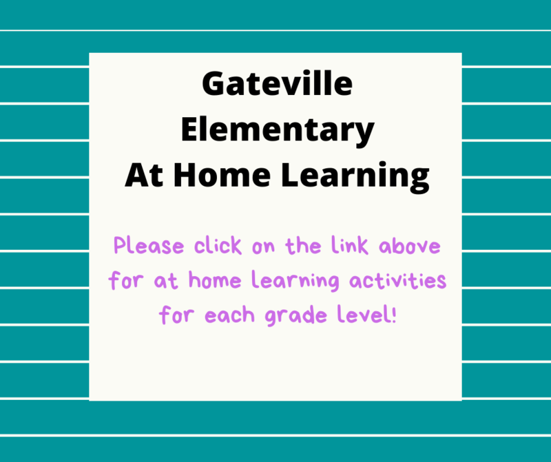 At Home Learning - Week of March 16 Featured Photo