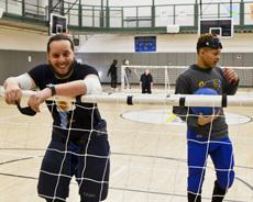 Student-Staff Goalball