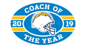 VOTE FOR COACH BUTLER-LA CHARGERS COACH OF THE YEAR Thumbnail Image