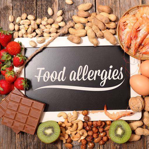 Food Allergy Information Featured Photo