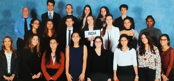 ISP Delegates Participate in The Hague International Model United Nations 2019 Featured Photo