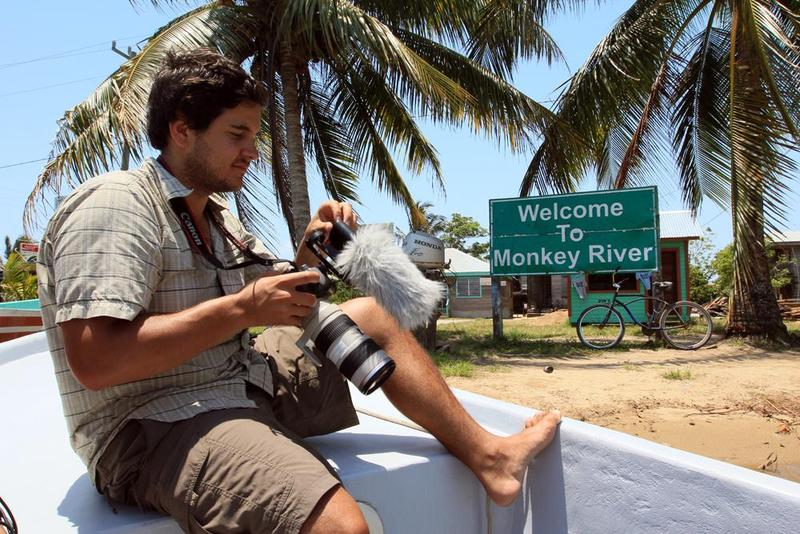 Alumni Voices: Documentary Filmmaker and Photographer  Galen Brown Featured Photo