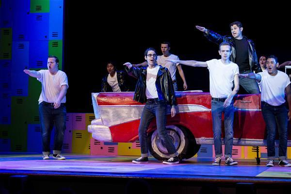 DPHS Grease play performance