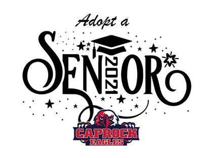 Adopt a Caprock Academy Senior