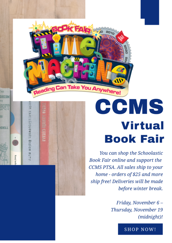 Book Fair is happening online now! Thumbnail Image