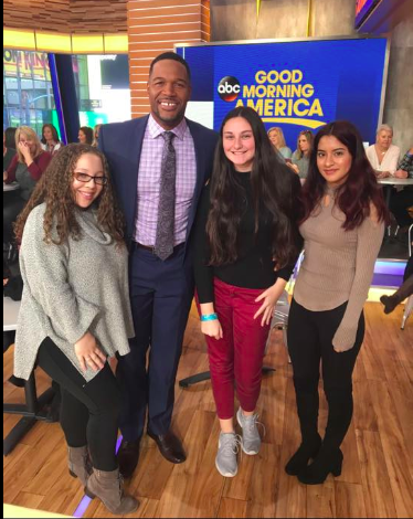 Stephanie on GMA