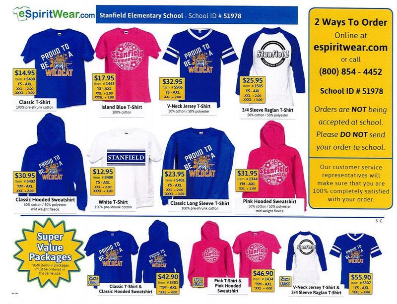 Wildcat Spirit Wear On Sale Now! Featured Photo