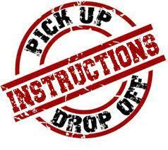 Week 2 Pickup/Drop Off Packets Instructions!! Featured Photo