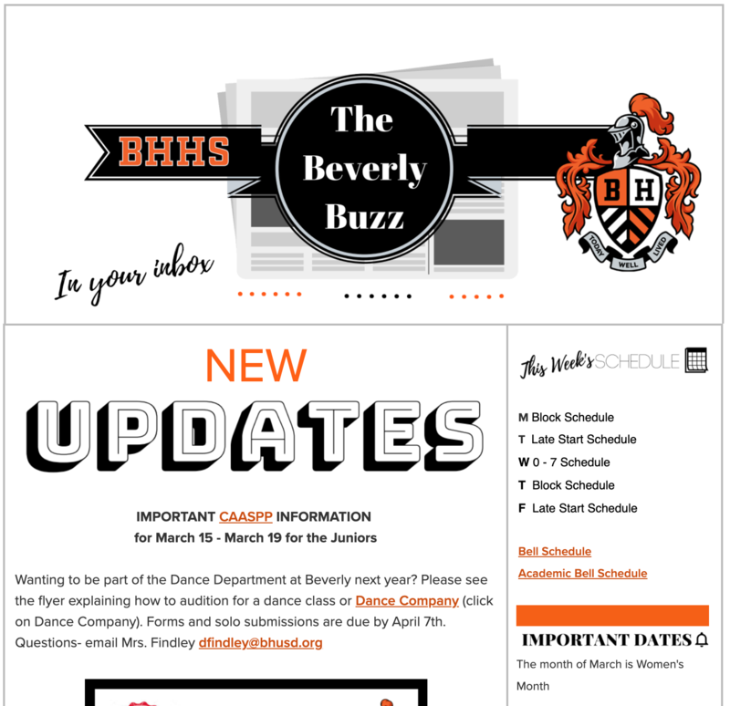 BHHS Newsletter - The Beverly Buzz - March 10, 2021