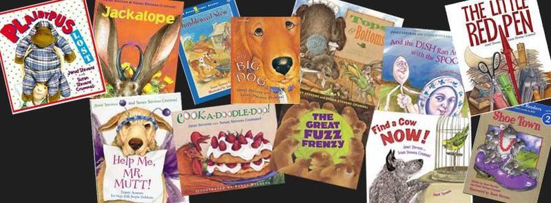 Books by Susan Crummel