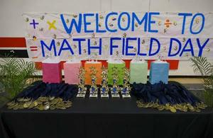Math Field Day Awards 2019