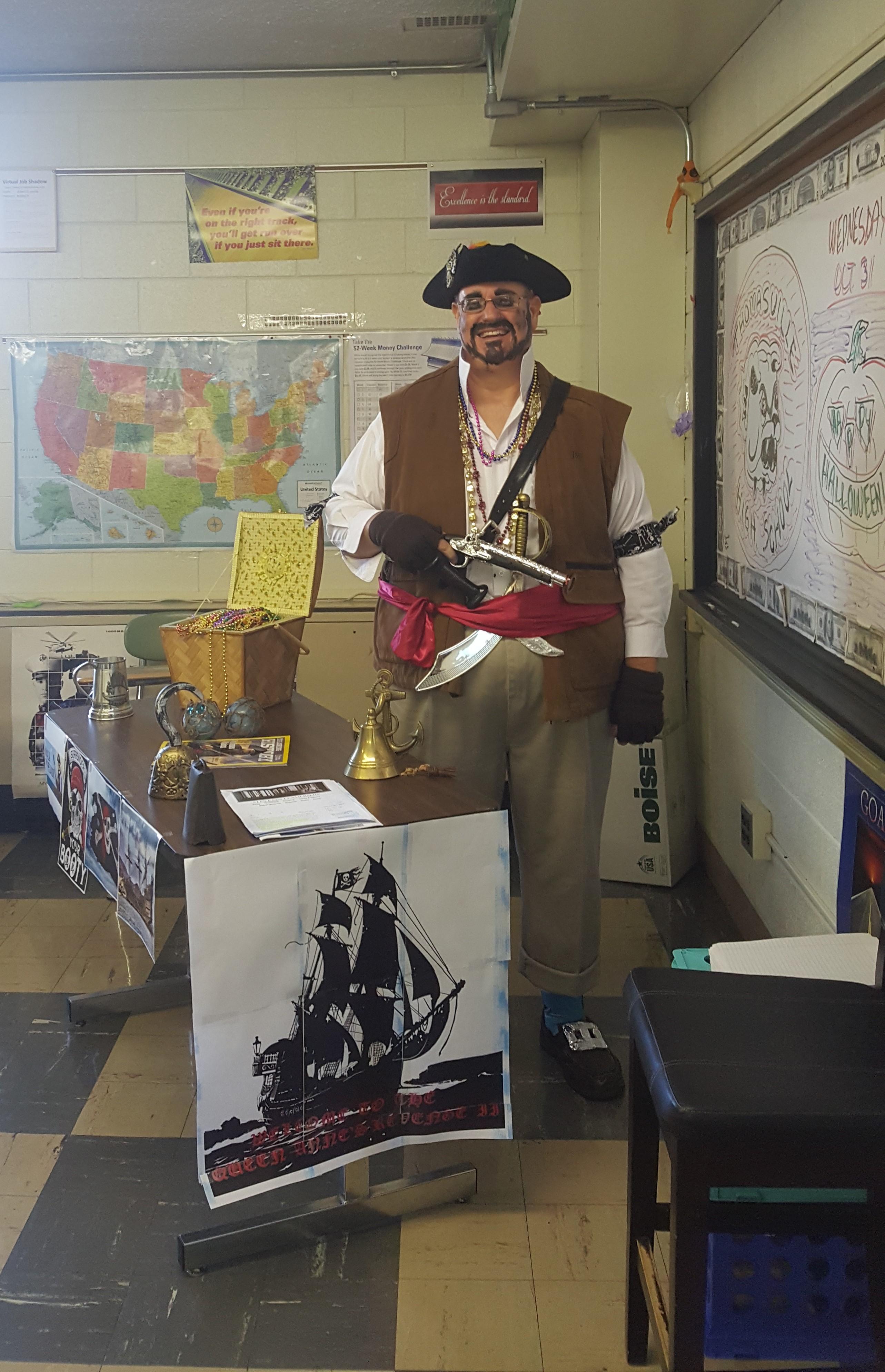 Teach like a Pirate!