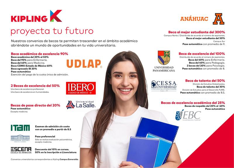 Convenios y Becas Universitarios Featured Photo