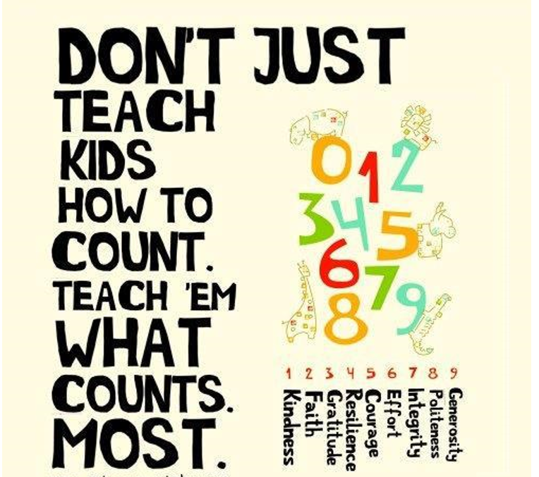 Teach What Counts
