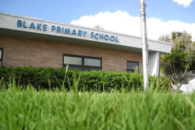 Blake School front view