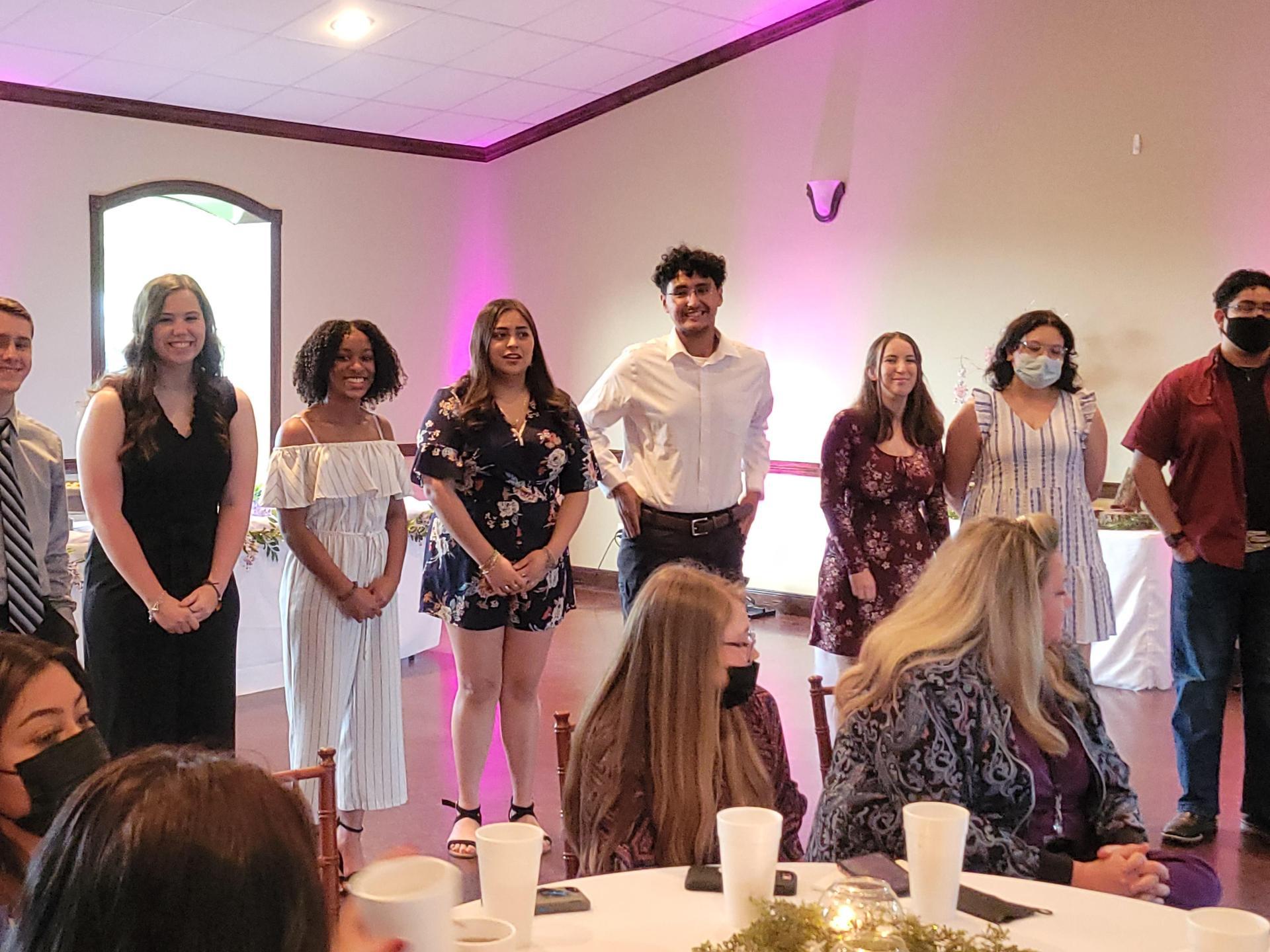 Choir Banquet 2021