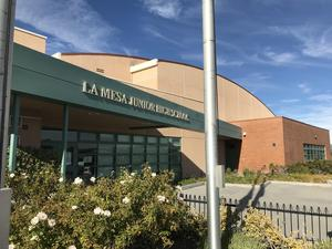La Mesa Junior High School exterior