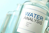 photo of water analysis