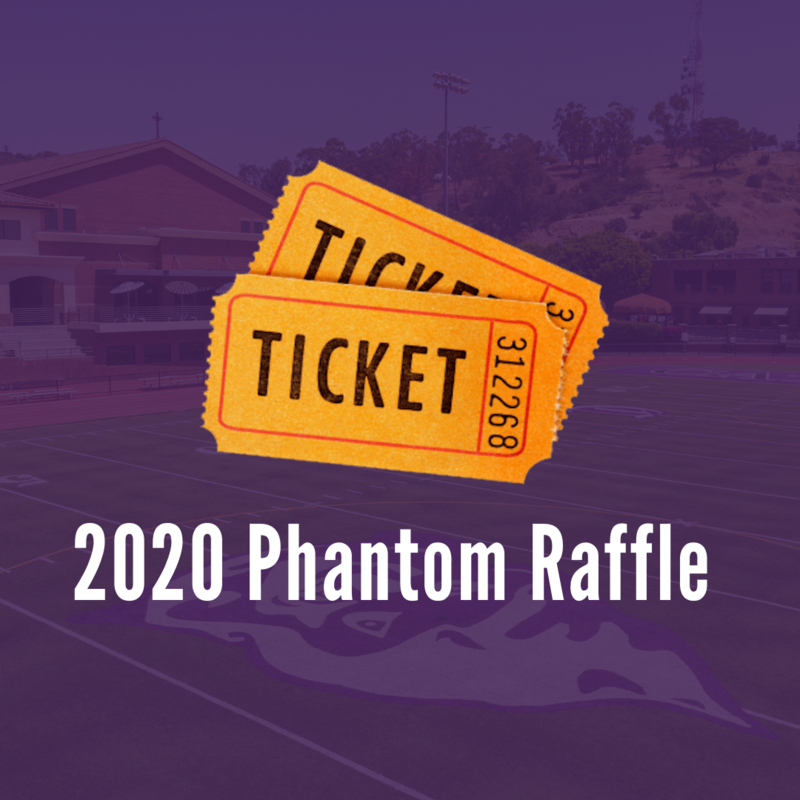 2020 Phantom Raffle Winners announced! Featured Photo