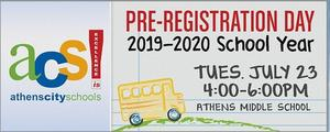 Summer Registration Day