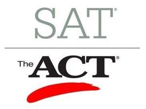 SAT and ACT Logo