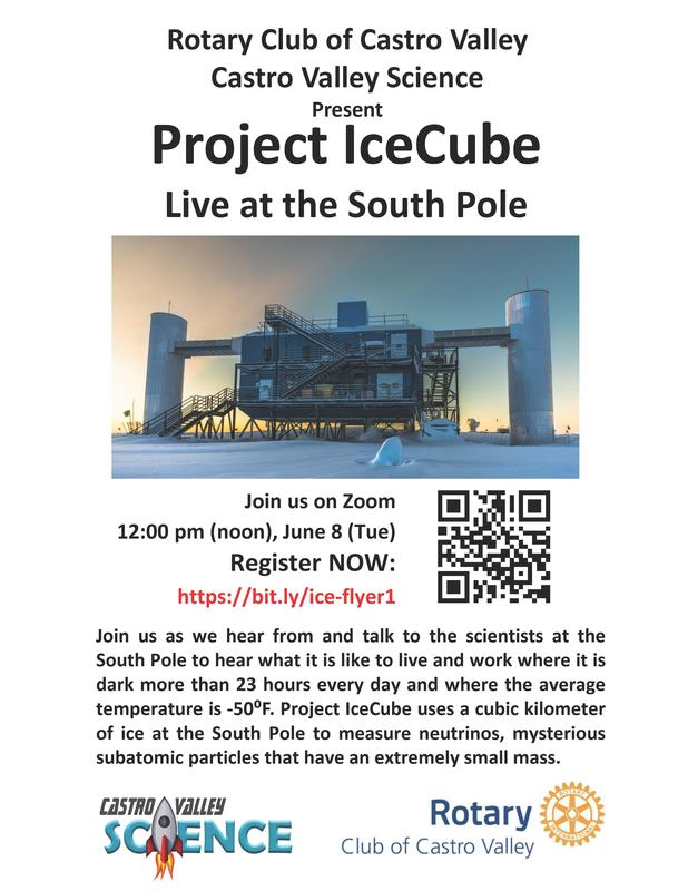 project ice cube flyer