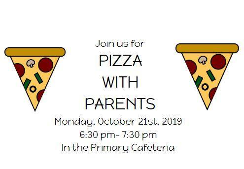 Pizza with Parents