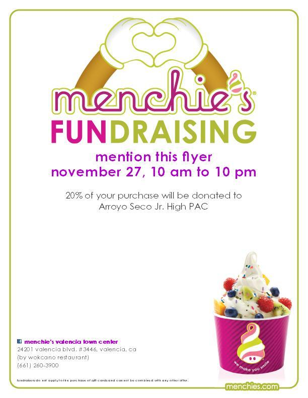 menchie's flyer