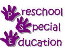 Logo for Preschool Special Education